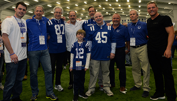 Chuckstrong Tailgate Gala raises record amount